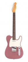 Fender Telecaster Custom 1963 Journeyman Relic Aged Burgundy Mist Metallic