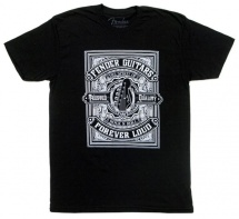 Fender Forever Loud Trusted Quality - T-shirt Noir Xl