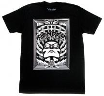 Fender High Voltage T-shirt Noir Xl