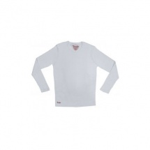 Fender Thermal Chemise Manches Longues Homme Blanc Xl