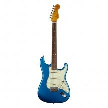 Fender Stratocaster 63 Journeyman Bound Fretboard Aquamarin Blue