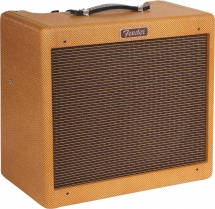 Fender Edition Limitee :   Hot Rod Blues Junior - Finition Tweed 1x12\'\' 15 Watts