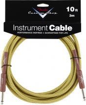 Fender Cable 3 M Tweed Custom Shop Series
