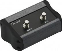 Fender Ms2 Pedalier 2 Selecteurs Pour Ampli Mustang 4 Et 5