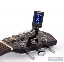 Fender Ft-004 Accordeur Chromatique A Pince + 3 Piles