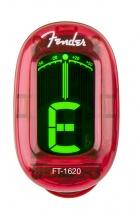 Fender Ft-1620 California Series Lake Placid Blue Accordeur Guitare A Pince