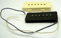 Fender Micro Chevalet Jazzmaster 62 Capot Creme Vieilli
