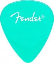 Fender Pack De 12 Mediators California Clear Heavy (dur) Surf Green