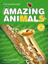 Cowles Colin - Amazing Animals - Saxophone