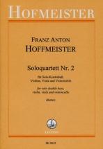 Hoffmeister F. A. - Soloquartett N�2