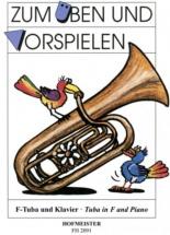 Zum Uben Und Vorspielen Vol.1 - Tuba and Piano