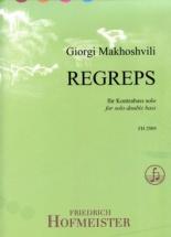 Makhoshvili Giorgi - Regreps - Contrebasse Solo