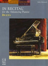 Marlais Helen In Recital For Advancing Pianist Duets Early Adv - Piano Solo