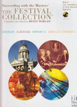 Festival Collection Book.6 Late Inter Early Adv Repertoire + Cd