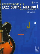 Everybody's Jazz Guitar Method 1 + Cd - Guitar