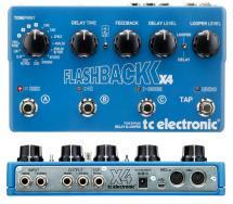 Tc Electronic Flashback X4 Delay Looper