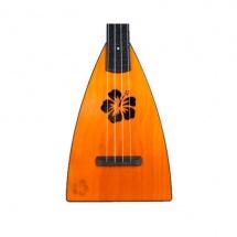 Flea Tenor Mango Laser Soundhole