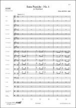 Arcens G. - Suite Pastiche - No. 1 - Orchestre D