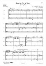 Clementi M. - Sonatine Opus 36 No. 1 - Trio A Cordes