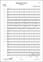 Arcens G. - Melange De Genres - Big Band