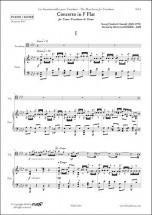Haendel G.f. - Concerto En Fa Mineur - Trombone & Piano