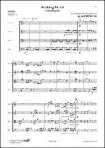 Mendelssohn F. - Marche Nuptiale - Quatuor A Cordes