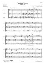 Mendelssohn F. - Marche Nuptiale - Trio A Cordes