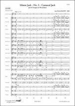 Maury J.-m. - Mister Jack - No. 3 - Carnaval Jack - Trompette Solo & Orchestre D
