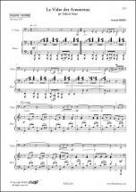 Meier A. - La Valse Des Amoureux - Tuba Et Piano