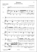 Maury J.-m. - Flamenco - Chorale D'enfants Et Piano