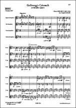 Debussy C. - Golliwogg's Cakewalk - Quatuor De Saxophones