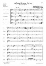 Lully J.-b. - Cadmus & Hermione - Quintette De Saxophones