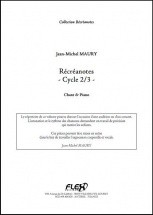 Maury J.-m. - Recreanotes - Cycle 2&3 - Chorale D