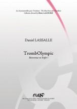 Lassalle D. - Methode Trombolympic - Bienvenue En Enfer ! - Trombone Solo