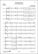Traditionnel - Amazing Grace - Quatuor De Trombones