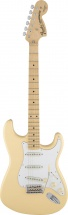 Fender Yngwie Malmsteen Stratocaster Touche Erable Vintage White