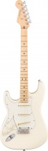 Fender Gaucher American Professional Stratocaster Lh Mn Olympic White