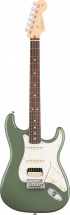 Fender American Professional Stratocaster Hss Shawbucker Rw Antique Olive