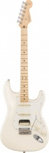 Fender American Professional Stratocaster Hss Shawbucker Mn Olympic White