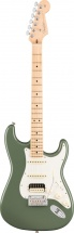 Fender American Professional Stratocaster Hss Shawbucker Mn Antique Olive