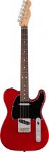 Fender American Professional Telecaster Rw Crimson Red Transparent Frene