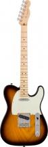 Fender American Professional Telecaster Mn Sunburst Frene