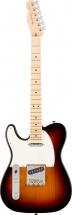 Fender Gaucher American Professional Telecaster Lh Mn Sunburst