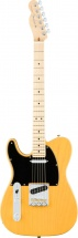 Fender Gaucher American Professional Telecaster Lh Mn Butterscotch Blonde Frene