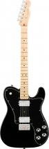 Fender American Professional Telecaster Deluxe Dlx Shawbucker Mn Black