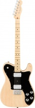 Fender American Professional Telecaster Deluxe Dlx Shawbucker Mn Natural Frene