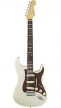 Fender American Elite Stratocaster Eb Olympic Pearl