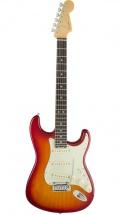 Fender American Elite Stratocaster Eb Aged Cherry Burst