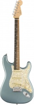 Fender American Elite Stratocaster Satin Ice Blue Metallic
