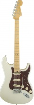 Fender American Elite Stratocaster Mn Olympic Pearl + Etui